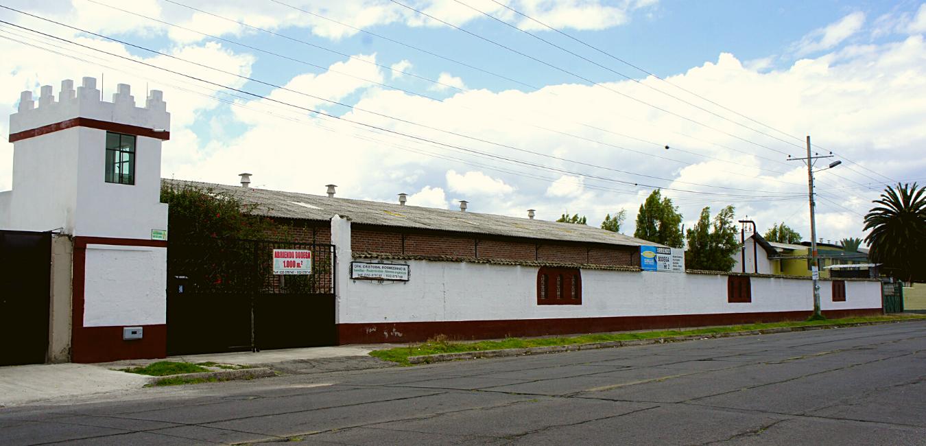 parque industrial cribosindustrias riobamba